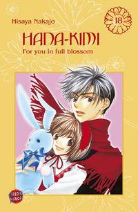 Hana-Kimi 18 - Klickt hier für die große Abbildung zur Rezension