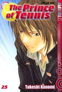 The Prince of Tennis 25 - Klickt hier für die große Abbildung zur Rezension