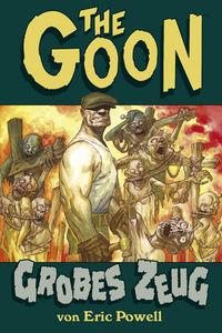 The Goon 1: Grobes Zeug - Klickt hier für die große Abbildung zur Rezension