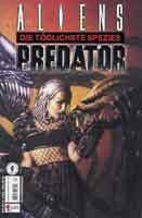 aliens/predator: die tödlichste spezies 1 - Klickt hier für die große Abbildung zur Rezension