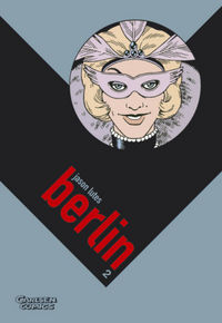 Berlin 2: Bleierne Stadt - Klickt hier für die große Abbildung zur Rezension