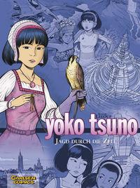 Yoko Tsuno: Jagd durch die Zeit - Klickt hier für die große Abbildung zur Rezension