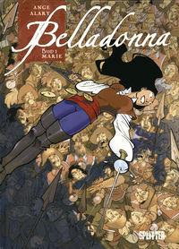 Belladonna 1: Marie - Klickt hier für die große Abbildung zur Rezension