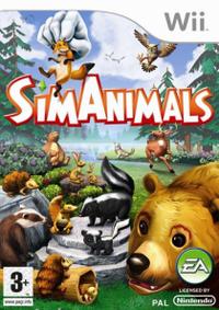 Sim Animals - Klickt hier für die große Abbildung zur Rezension