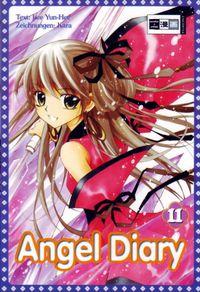 Angel Diary 11 - Klickt hier für die große Abbildung zur Rezension