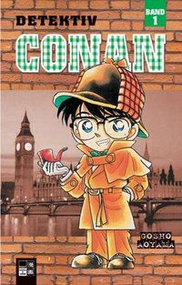 Detektiv Conan 1 - Klickt hier für die große Abbildung zur Rezension