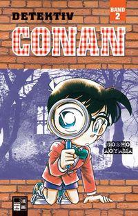 Detektiv Conan 2 - Klickt hier für die große Abbildung zur Rezension