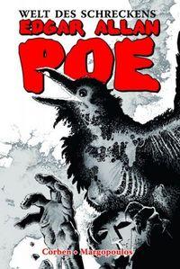 Edgar Allan Poes Welt des Schreckens - Klickt hier für die große Abbildung zur Rezension