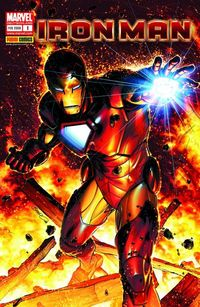 Iron Man 1: Die fünf Alpträume - Klickt hier für die große Abbildung zur Rezension