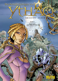 Die Schiffbrüchigen von Ythaq 6: Aufstand der Spielfiguren - Klickt hier für die große Abbildung zur Rezension