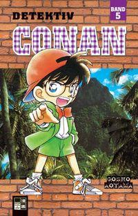Detektiv Conan 5 - Klickt hier für die große Abbildung zur Rezension