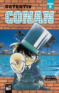 Detektiv Conan 8 - Klickt hier für die große Abbildung zur Rezension