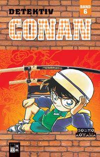 Detektiv Conan 6 - Klickt hier für die große Abbildung zur Rezension