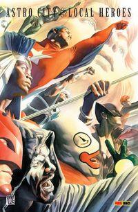 Astro City 5: Local Heroes 5 - Klickt hier für die große Abbildung zur Rezension