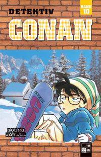 Detektiv Conan 10 - Klickt hier für die große Abbildung zur Rezension