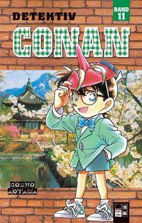 Detektiv Conan 11 - Klickt hier für die große Abbildung zur Rezension