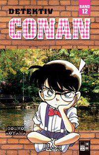 Detektiv Conan 12 - Klickt hier für die große Abbildung zur Rezension