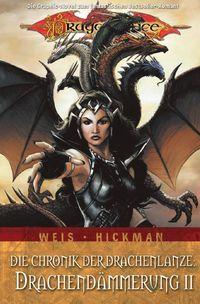 Dragonlance 7: Die Chronik der Drachenlanze III: Drachendämmerung 2 - Klickt hier für die große Abbildung zur Rezension