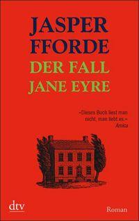Der Fall Jane Eyre - Klickt hier für die große Abbildung zur Rezension