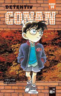 Detektiv Conan 14 - Klickt hier für die große Abbildung zur Rezension