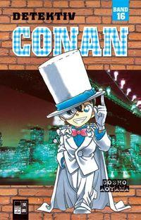 Detektiv Conan 16 - Klickt hier für die große Abbildung zur Rezension