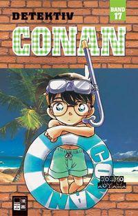 Detektiv Conan 17 - Klickt hier für die große Abbildung zur Rezension