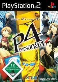 Shin Megami Tensei: Persona 4 - Klickt hier für die große Abbildung zur Rezension