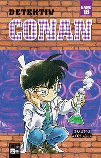 Detektiv Conan 18 - Klickt hier für die große Abbildung zur Rezension