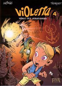 Violetta 4: Höhle des Vergessens - Klickt hier für die große Abbildung zur Rezension