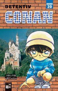 Detektiv Conan 20 - Klickt hier für die große Abbildung zur Rezension