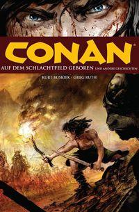 Conan 9: Auf dem Schlachtfeld geboren - Klickt hier für die große Abbildung zur Rezension