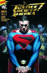 Justice Society of America: Kingdom Come II - Klickt hier für die große Abbildung zur Rezension