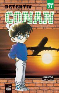 Detektiv Conan 21 - Klickt hier für die große Abbildung zur Rezension