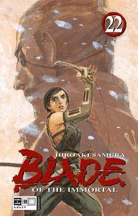 Blade of the Immortal 22 - Klickt hier für die große Abbildung zur Rezension