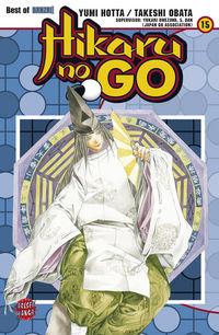 Hikaru no go 15 - Klickt hier für die große Abbildung zur Rezension