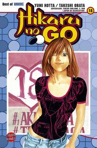 Hikaru no go 18 - Klickt hier für die große Abbildung zur Rezension