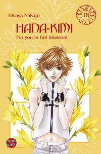 Hana-Kimi 16 - Klickt hier für die große Abbildung zur Rezension