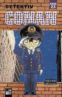 Detektiv Conan 23 - Klickt hier für die große Abbildung zur Rezension