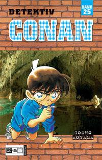 Detektiv Conan 25 - Klickt hier für die große Abbildung zur Rezension