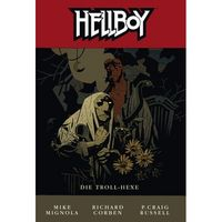 Hellboy 8: Die Troll-Hexe - Klickt hier für die große Abbildung zur Rezension