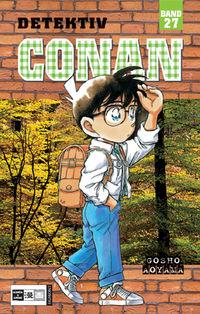 Detektiv Conan 27 - Klickt hier für die große Abbildung zur Rezension