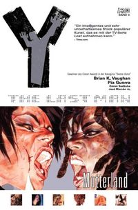 Y – The Last Man 9: Mutterland - Klickt hier für die große Abbildung zur Rezension