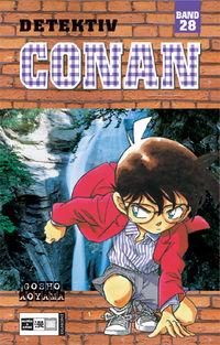 Detektiv Conan 28 - Klickt hier für die große Abbildung zur Rezension