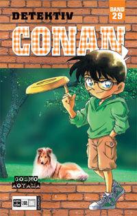 Detektiv Conan 29 - Klickt hier für die große Abbildung zur Rezension