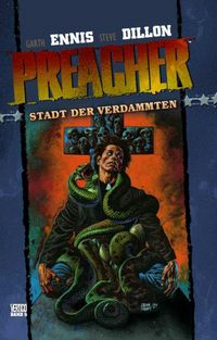 Preacher 5: Stadt der Verdammten  - Klickt hier für die große Abbildung zur Rezension
