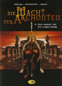 Die Macht der Archonten 4: Der Kampf um die Engelsburg - Klickt hier für die große Abbildung zur Rezension