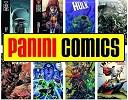 Neu: Panini-Leseproben bei Splashcomics