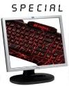 Zockerwerkzeug: Sandberg Gamer Mousepad Hard Aluminium
