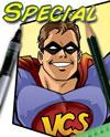 David Boller eröffnet Comic-Schule
